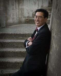Accompanist Barry Yamanouchi